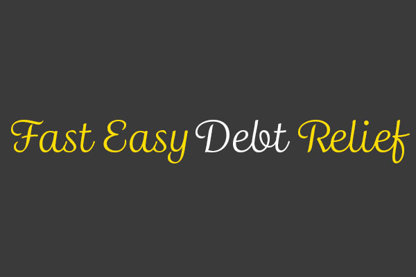 $10k+ Credit Card Debt Relief | Fast Easy Debt Relief